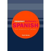 A Frequency Dictionary of Spanish (Book)