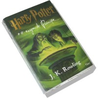 Harry Potter in Portuguese [6] Harry Potter e o enigma do Principe Paperback