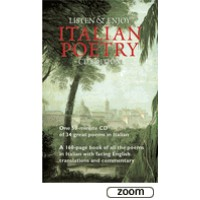 Listen & Enjoy Italian Poetry (Audio CD & Book)