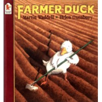 Farmer Duck in Albanian & English