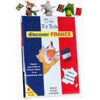 Tot Talk Discover France (DVD)