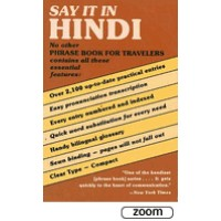 Say It in Hindi (PB)