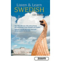 Listen and Learn Swedish (CD Edition)