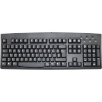 Keyboard for Italian - Italian Keyboard - Black USB