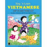 Sing and Learn Vietnamese - Book and Audio CD