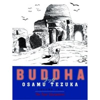 Buddha by Osamu Tezuka in English Vol 2 - The Four Encounters - paperback