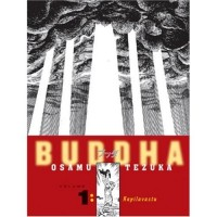 Buddha by Osama Tezuka in English - Vol. 1 Kapilavastu hardback