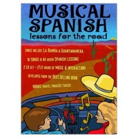 Musical Spanish - Lessons for the Road - Audio CDs
