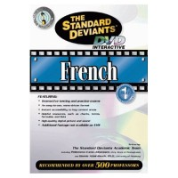 Standard Deviants French Part One - The Basics - DVD