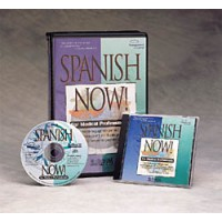 Spanish Now! for Medical Professional (CD-ROM)