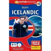 Talk Now Learn Icelandic Intermediate Level 2 (World Talk)