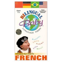 Bilingual Baby French (VHS)