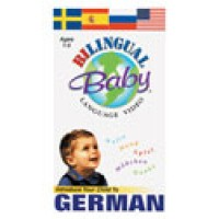 Bilingual Baby German (VHS)