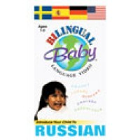 Bilingual Baby Russian (VHS)