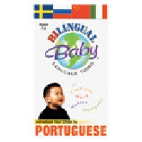 Bilingual Baby Portuguese (VHS)
