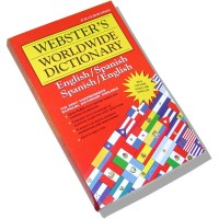 Webster's Worldwide Dictionary: English-Spanish / Spanish-English (Paperback)