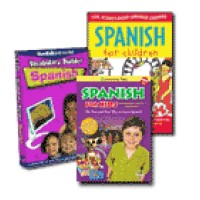 Multilingual Books Young Childrens Package for Spanish