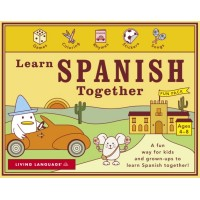 Living Language - Spanish - Learn Spanish Together (Audio CD)