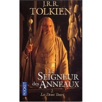 Lord of the Rings in French PB Vol. 2 Les Deux Tours II