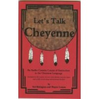 Let's Talk Cheyenne (2 Audio CDs w/ 58 Page Booklet)
