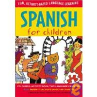 Spanish for Children - (Paperback and Audio Cd's) [BOX SET]