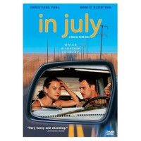 In July - German DVD