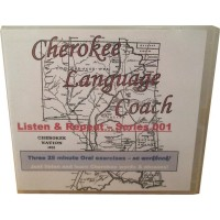 Cherokee Language Coach CDs - CD 1
