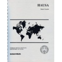 Hausa Basic Course on CD with texts