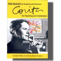 Corita - Ten Rules for Students and Teachers - On Teaching and Celebration
