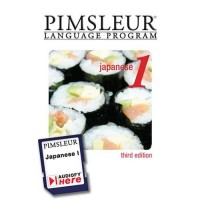 Pimsleur Comprehensive Japanese: Audiobook Chip (Audiofy Audiobook Chip)