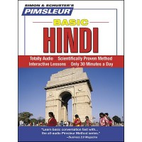 Pimsleur Basic Hindi (Audio CDs)