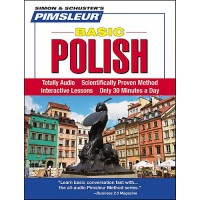 Pimsleur Basic Polish (Audio CDs)