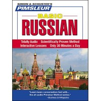 Pimsleur Basic Russian (Audio CDs)