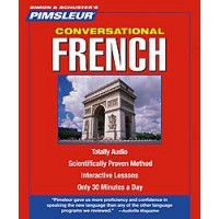 Pimsleur Conversational French (Audio CDs)