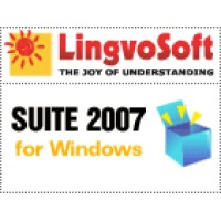 LingvoSoft Suite 2008 English <-> Tagalog for Windows