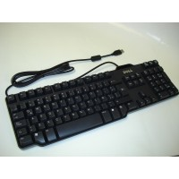 Keyboard for Spanish - Latin/American HP Black PS-2 Keyboard