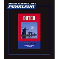 Pimsleur Comprehensive Dutch I (30 lesson) CD
