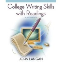 College Writing Skills with Readings - Seventh Edition