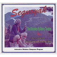 Sequoyah 2000 for Windows - easy way to learn to read and write the Cherokee syllabary