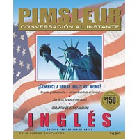 Pimsleur ESL Instant Conversation Spanish (16 lesson) Audio CD