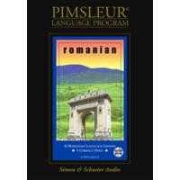 Pimsleur Romanian Compact (10 lesson) Audio CD