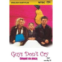 Guys Don't Cry - Polish DVD