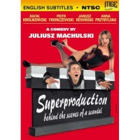 Superproduction (Superprodukcja) - Polish DVD