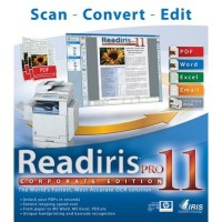 Readiris 17 for Windows your simple and intuitive PDF solution