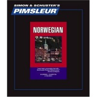 Pimsleur Comprehensive Nowegian I (30 lessons / 16 Audio CDs)