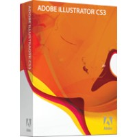 Adobe Illustrator CS3 ME Professional Multilingual Desktop Publishing Software