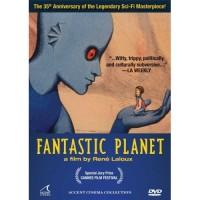 Fantastic Planet - French DVD