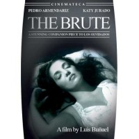 The Brute - Spanish DVD