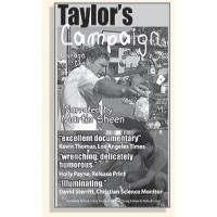 Taylor's Campaign (DVD - for private home video use only)