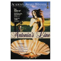 Antonia's Line - Dutch DVD